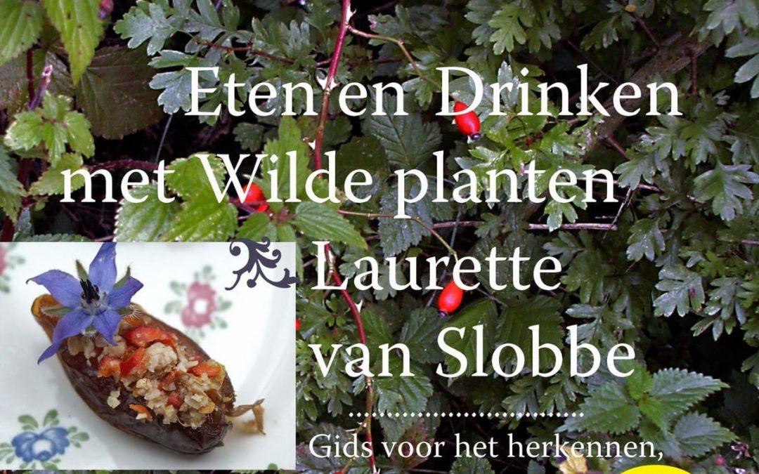Inkijkexemplaar 'Eten en Drinken met Wilde Planten'